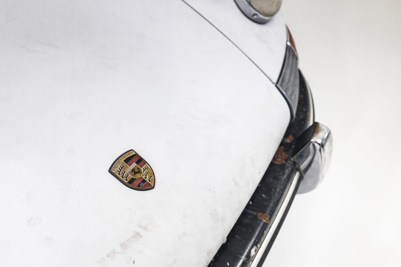 Projekt Porsche 911 SWB 10