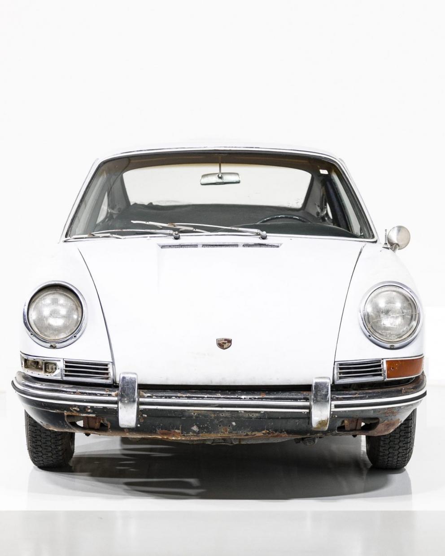 Projekt Porsche 911 SWB