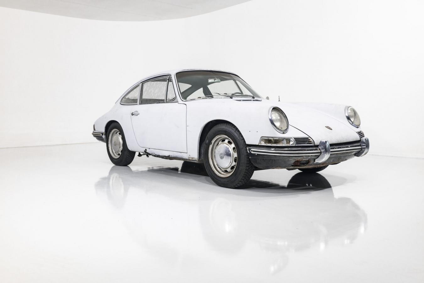 Projekt Porsche 911 SWB 3
