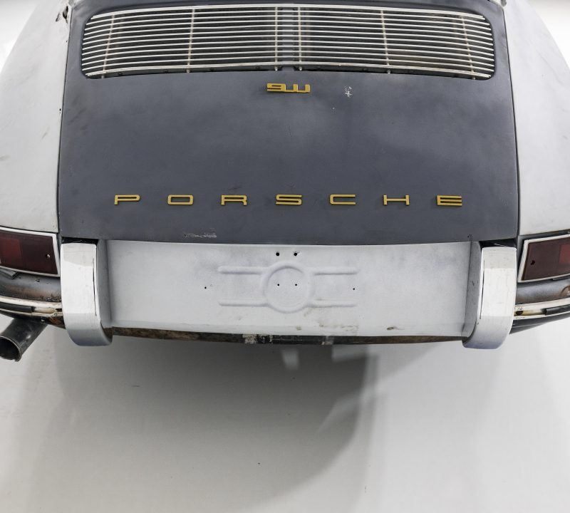 Projekt Porsche 911 SWB 6