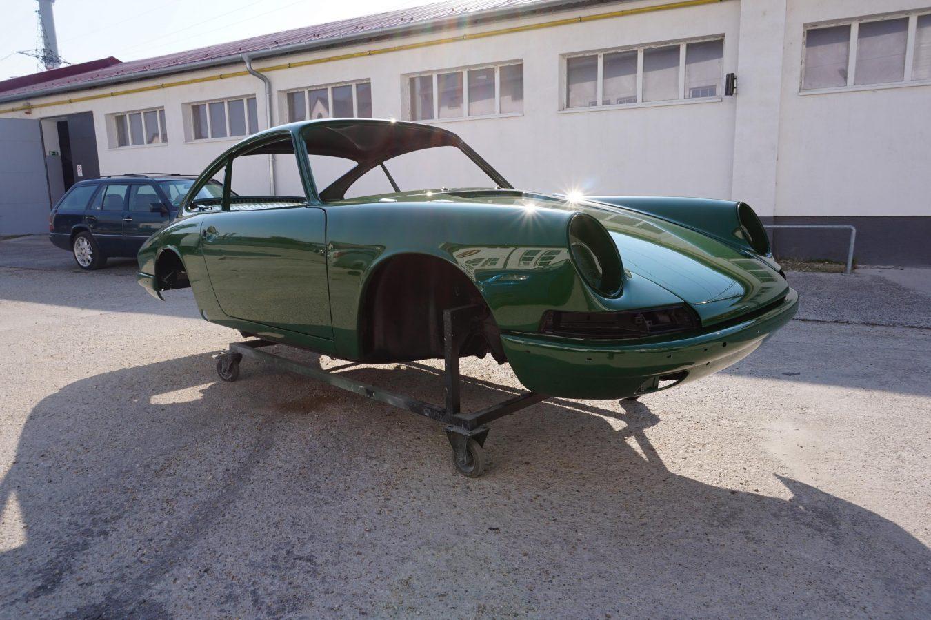 Irischgrün 911 aus 1966 13