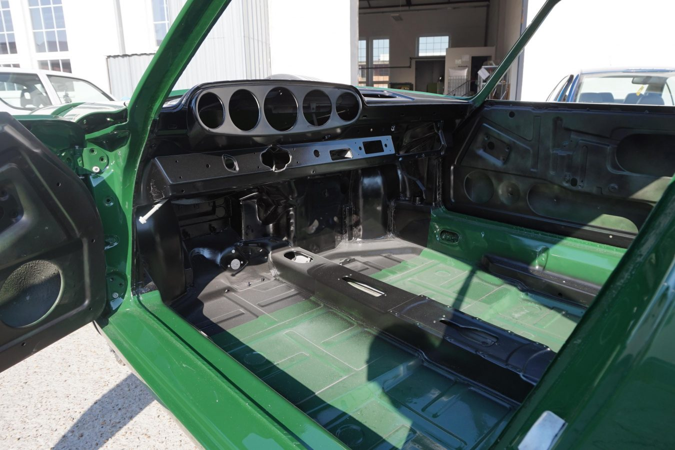 Irischgrün 911 aus 1966 15