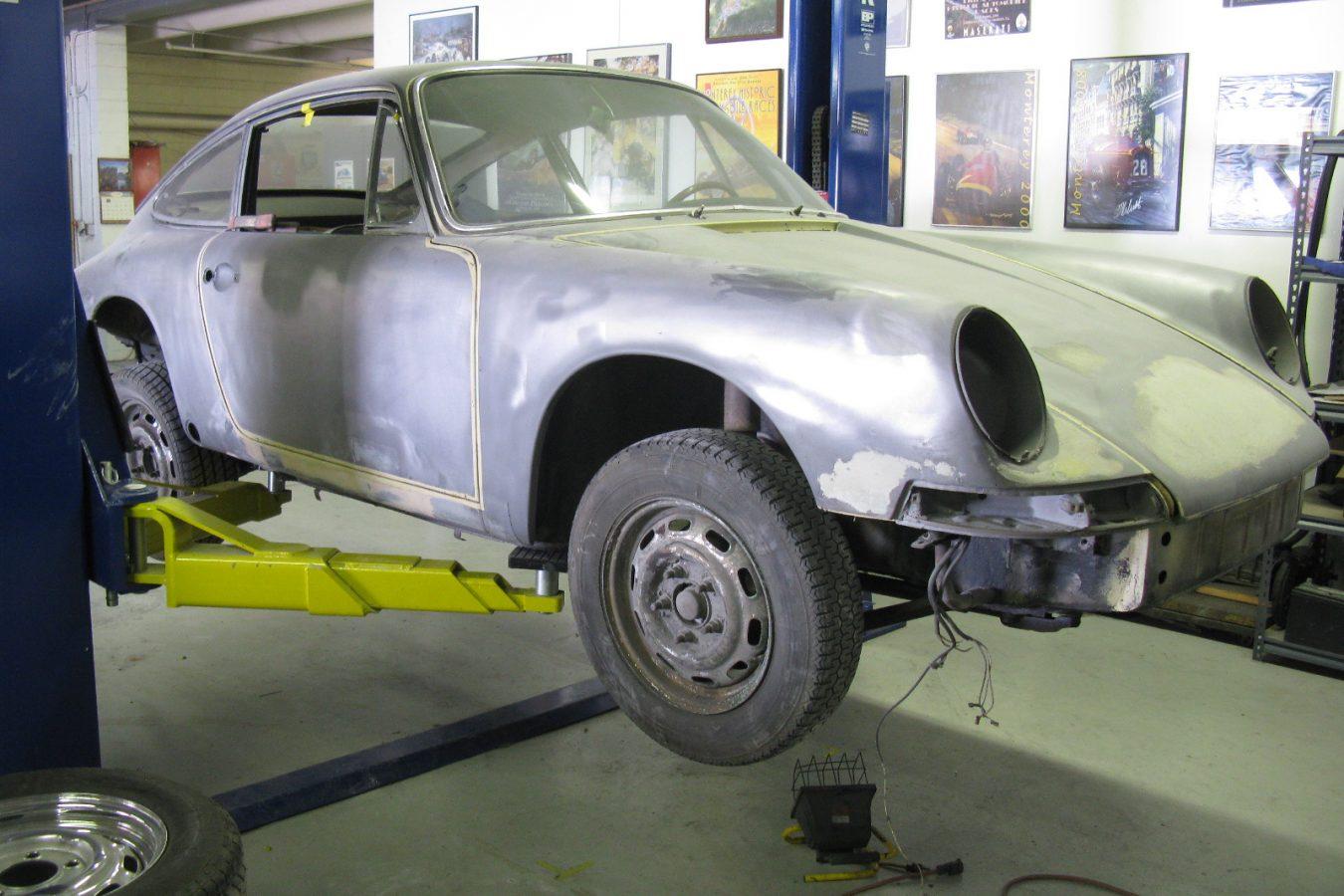 Irischgrün 911 aus 1966 1