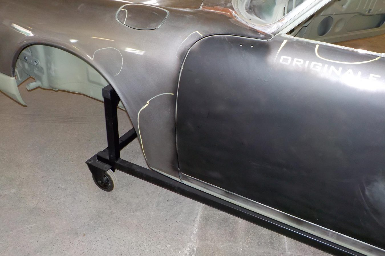 Irischgrün 911 aus 1966 6