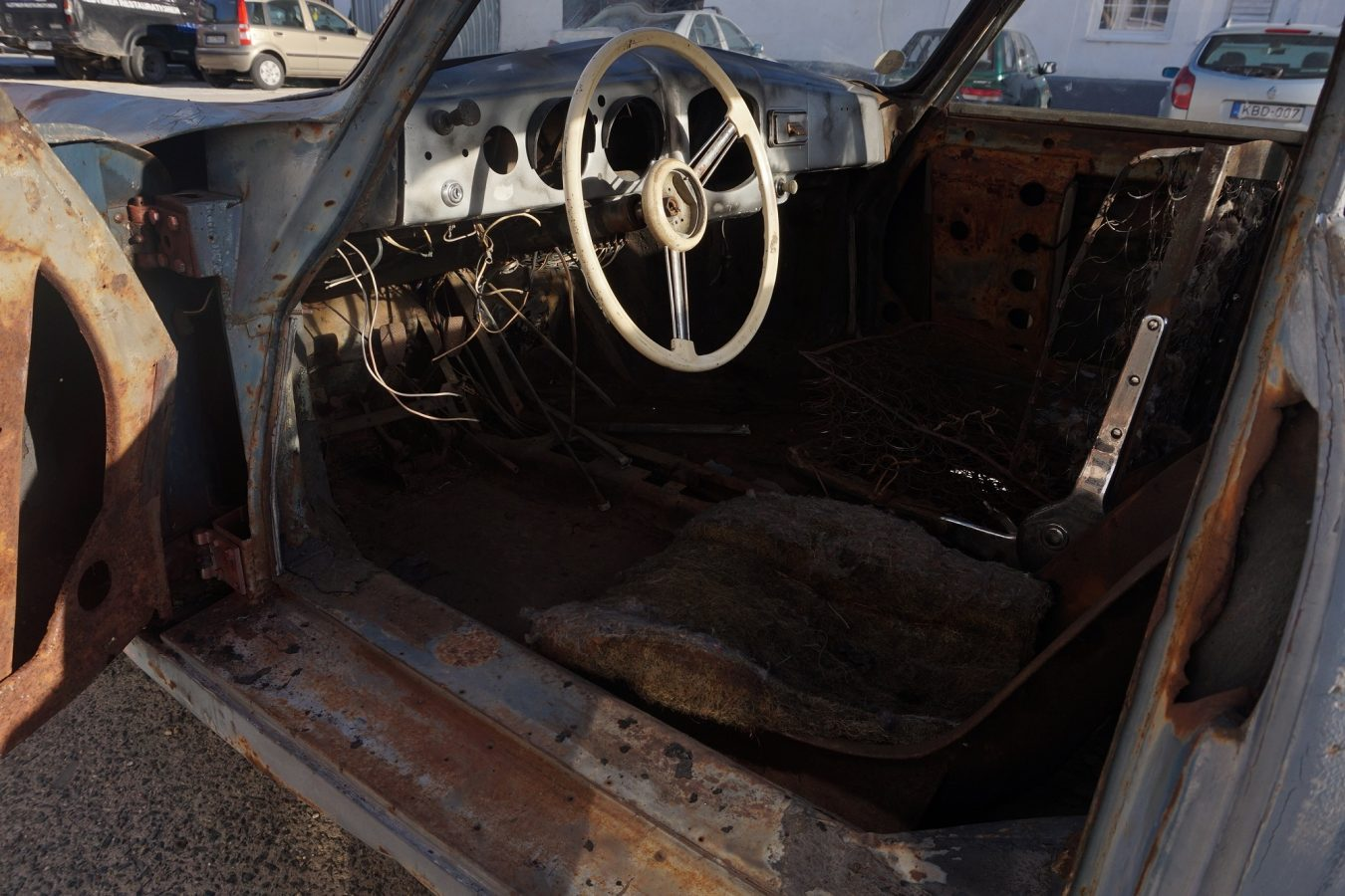 Porsche 356 PreA Aquamarine 9