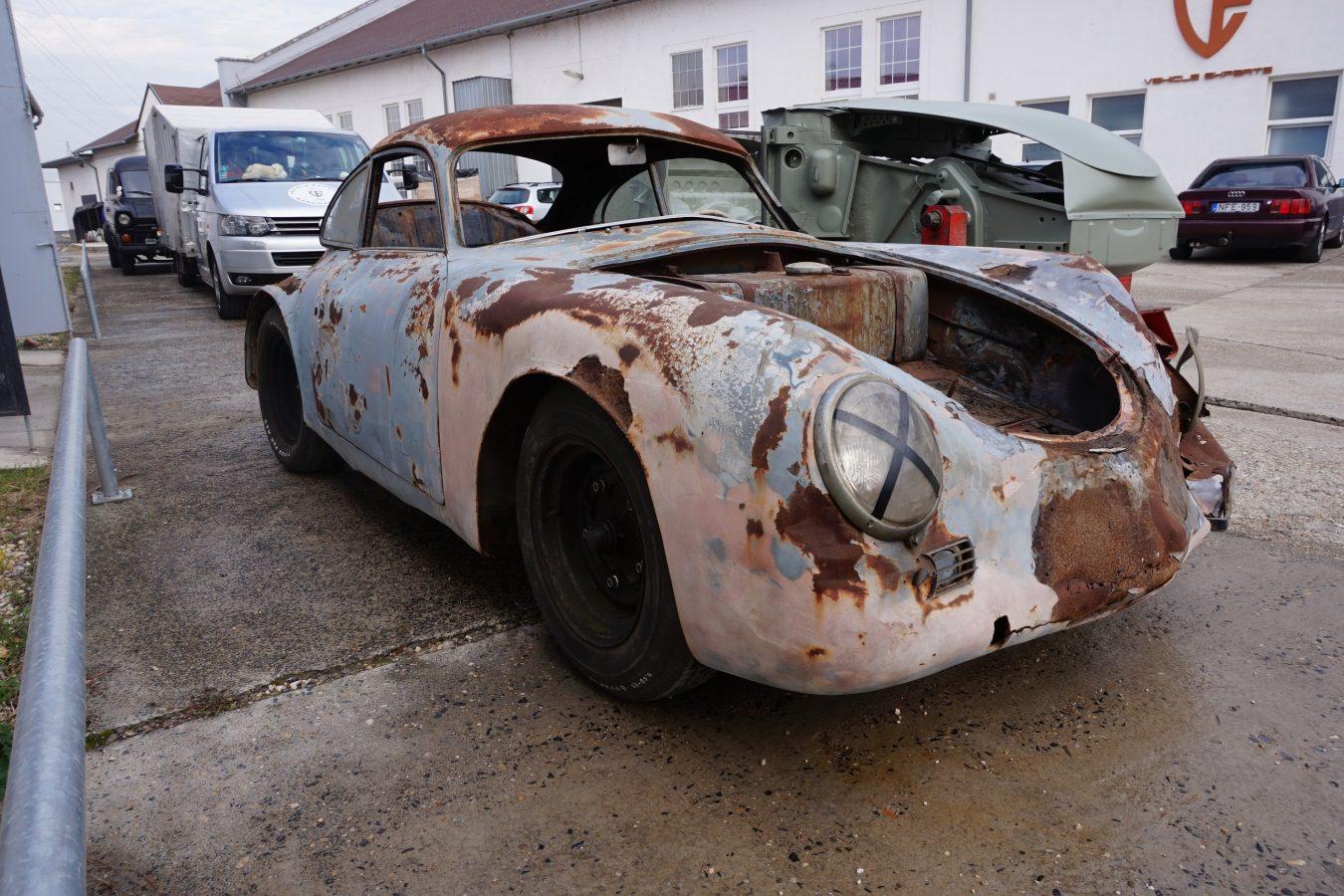 Porsche 356 PreA Aquamarine 4