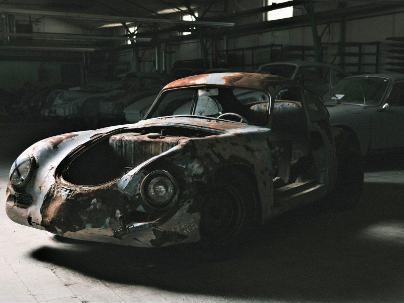 Porsche 356 PreA Aquamarine 5