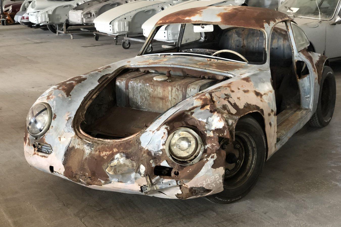 Porsche 356 PreA Aquamarine 6