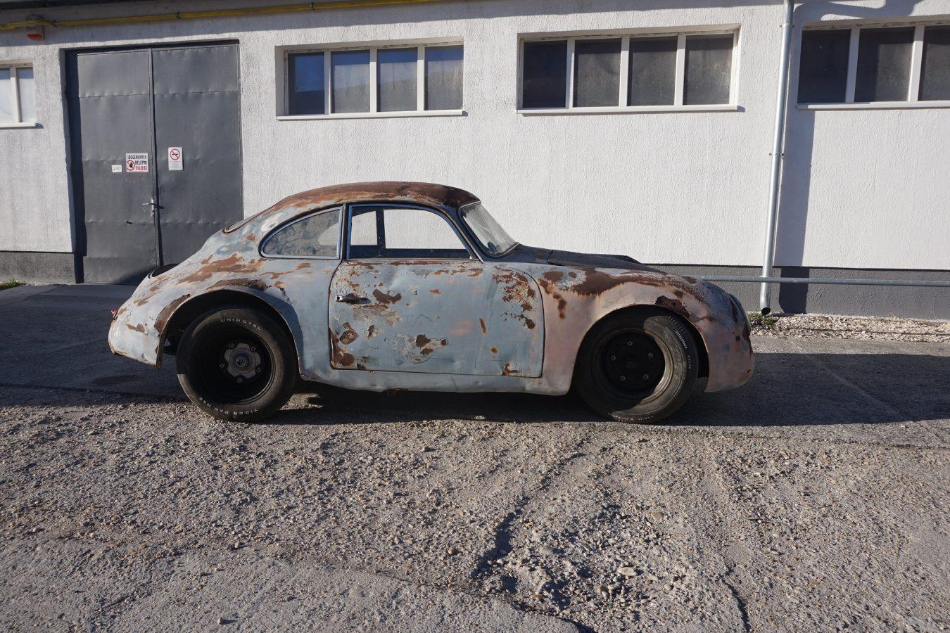 Porsche 356 PreA Aquamarine 7
