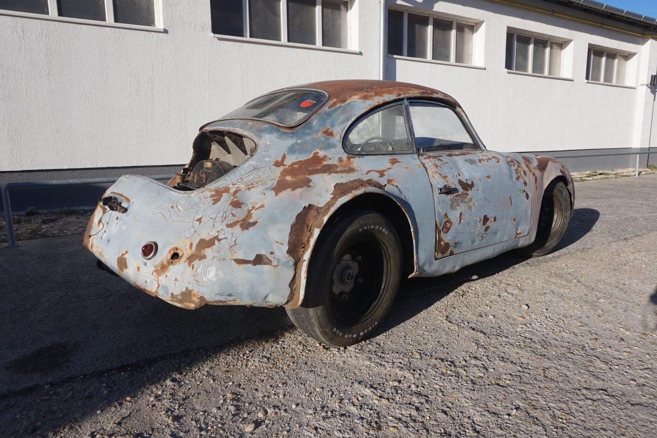 Porsche 356 PreA Aquamarine 8