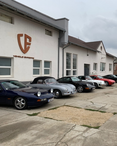 Porsche Classic Club Austria besucht Vehicle-Experts 3