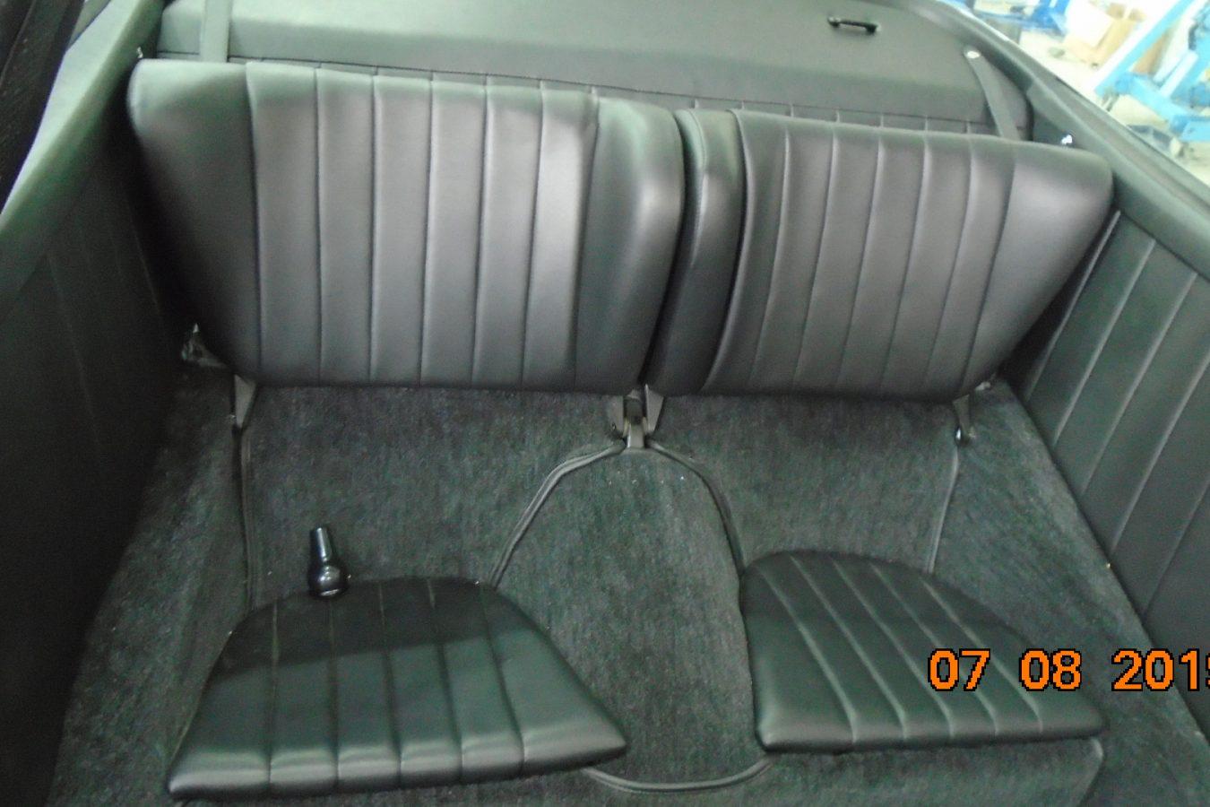 Sepiabraun 911 Targa aus 1969 26