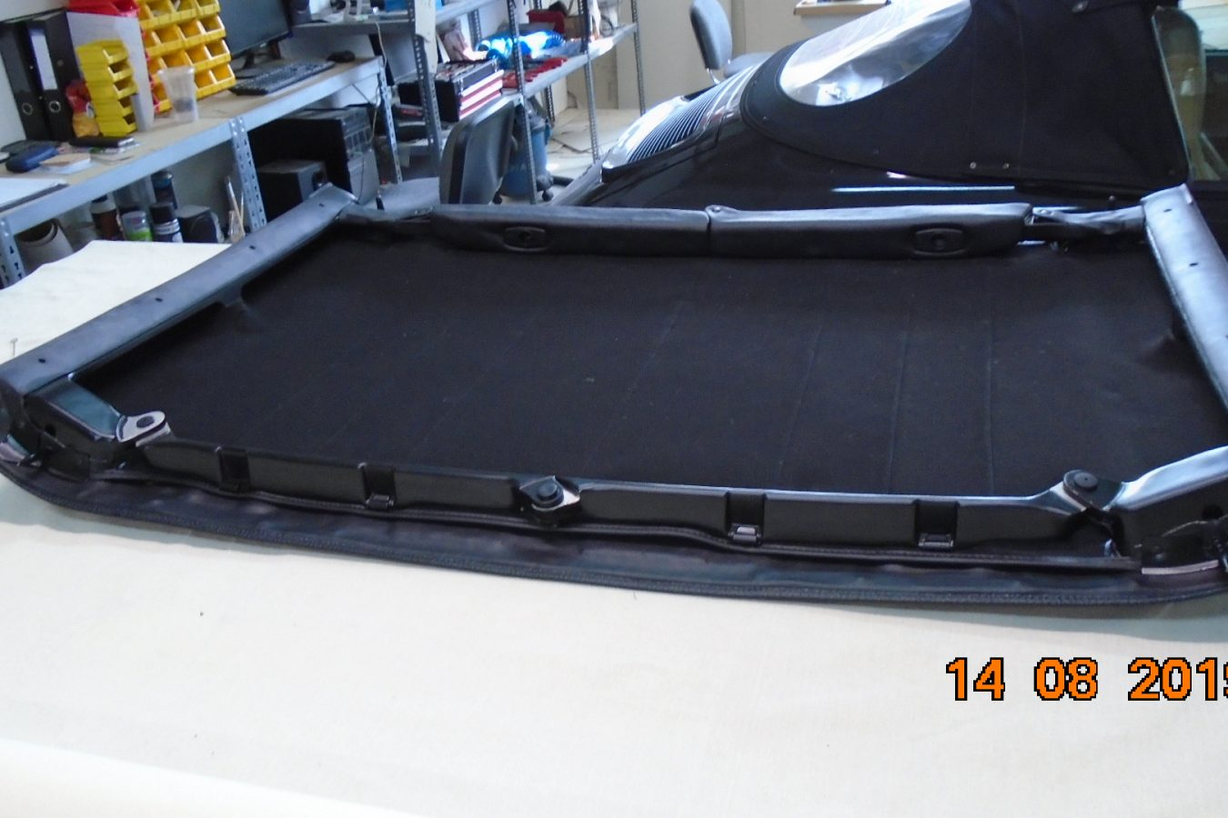 Sepiabraun 911 Targa aus 1969 27
