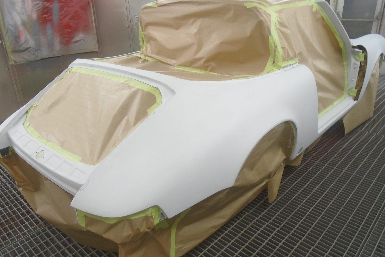 Sepiabraun 911 Targa aus 1969 33