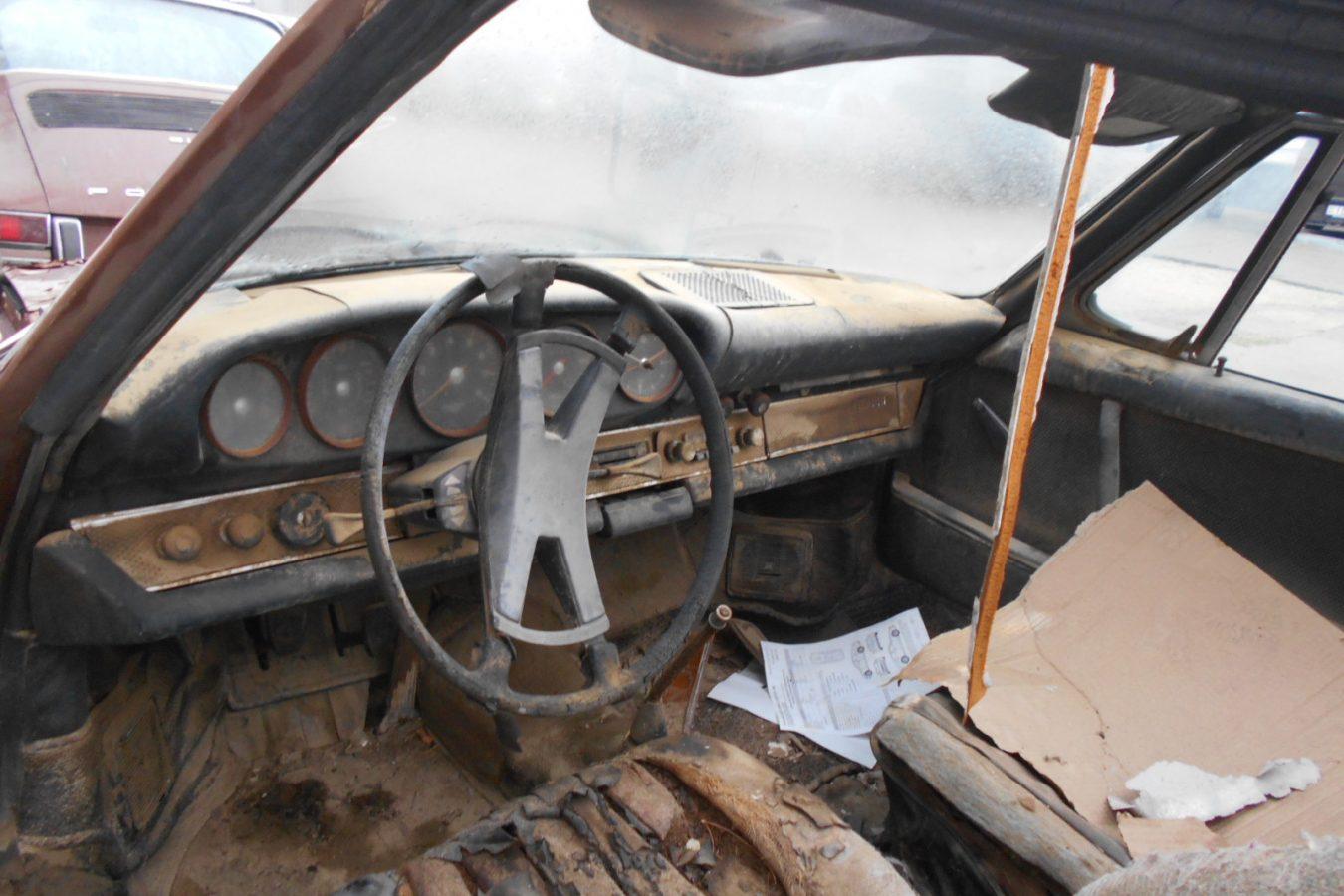 Sepiabraun 911 Targa aus 1969 4