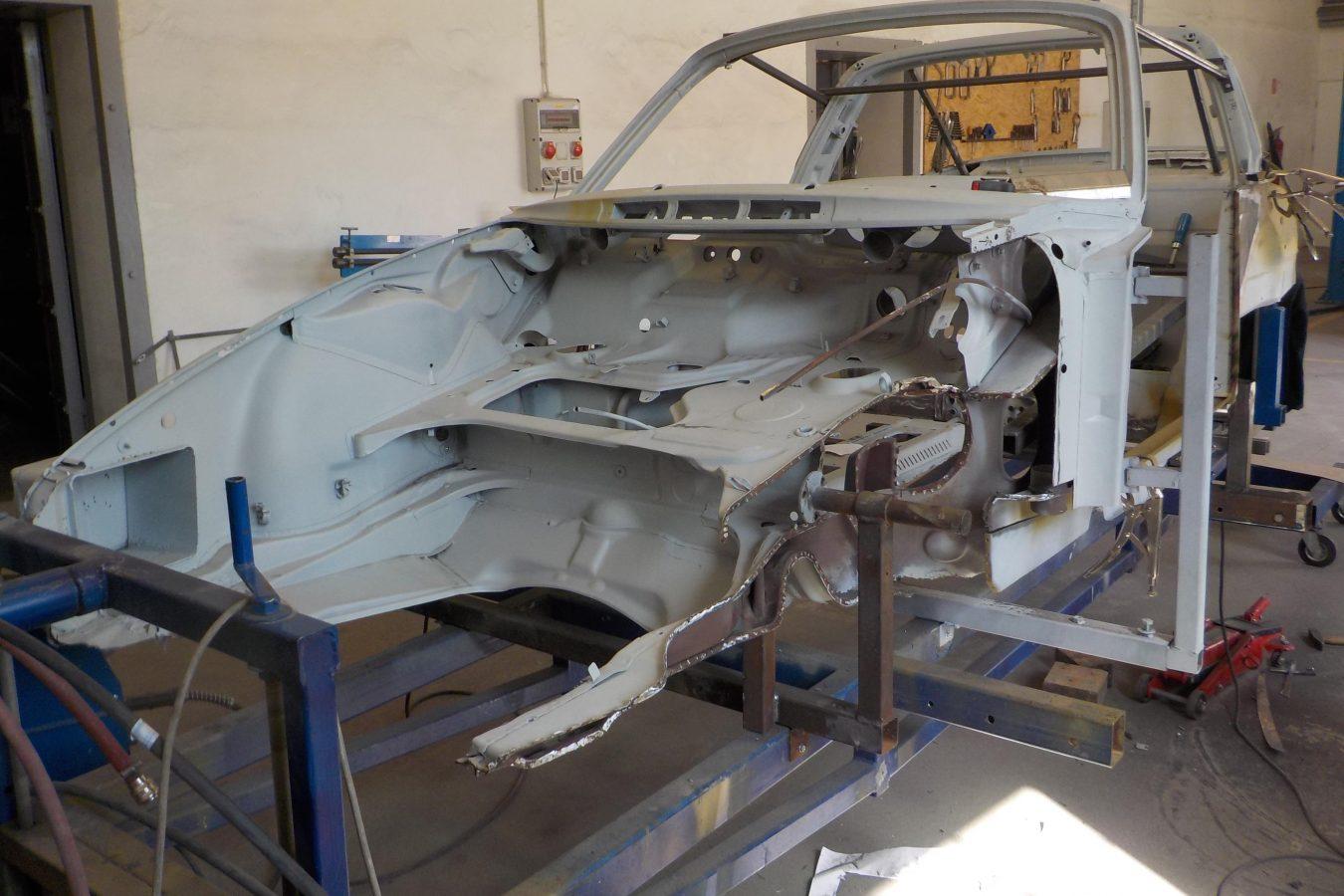 Sepiabraun 911 Targa aus 1969 7