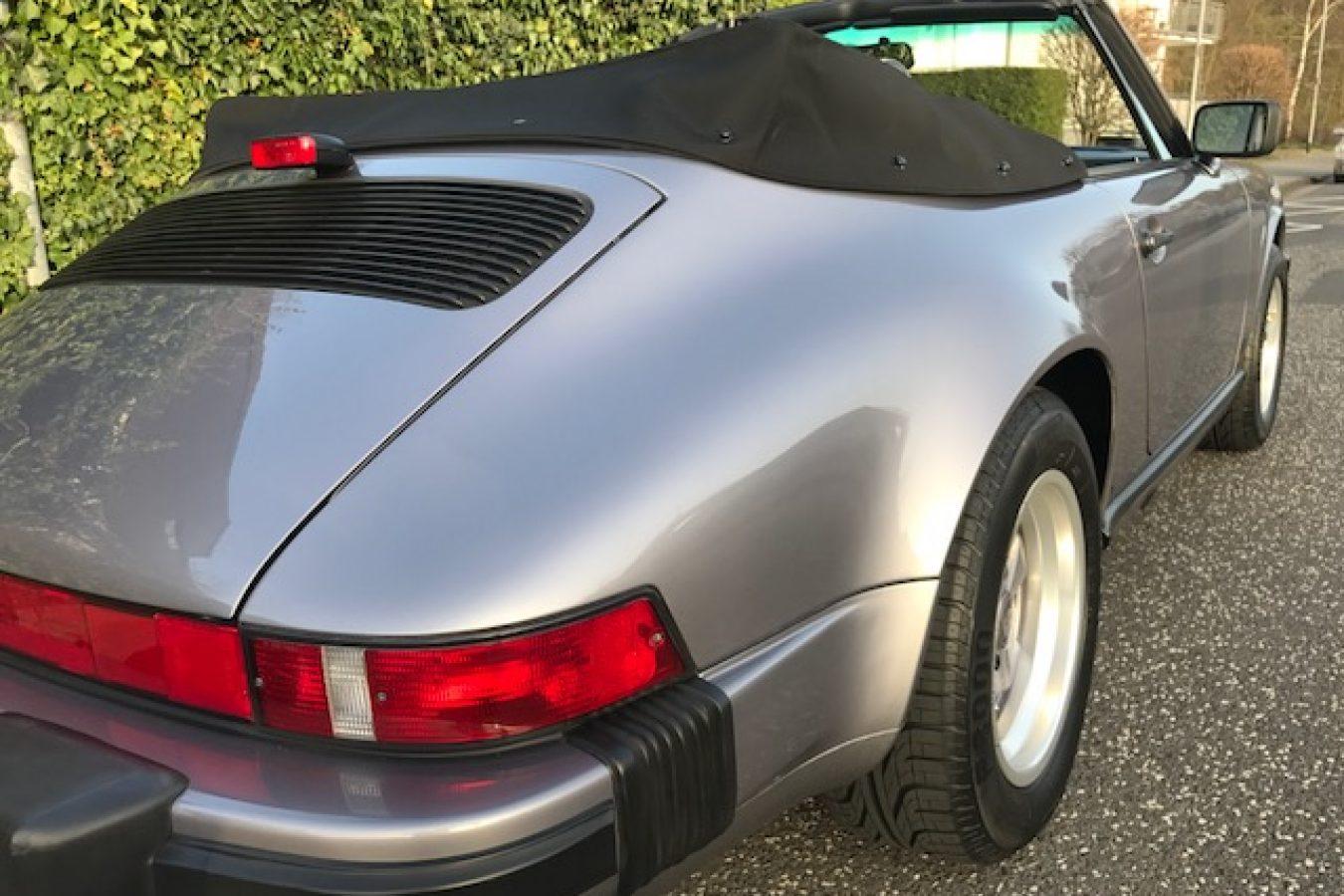 Porsche G-Model Cabrio