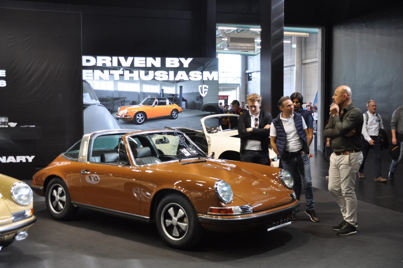 Vehicle-Experts an Classic Expo Salzburg 2019 1
