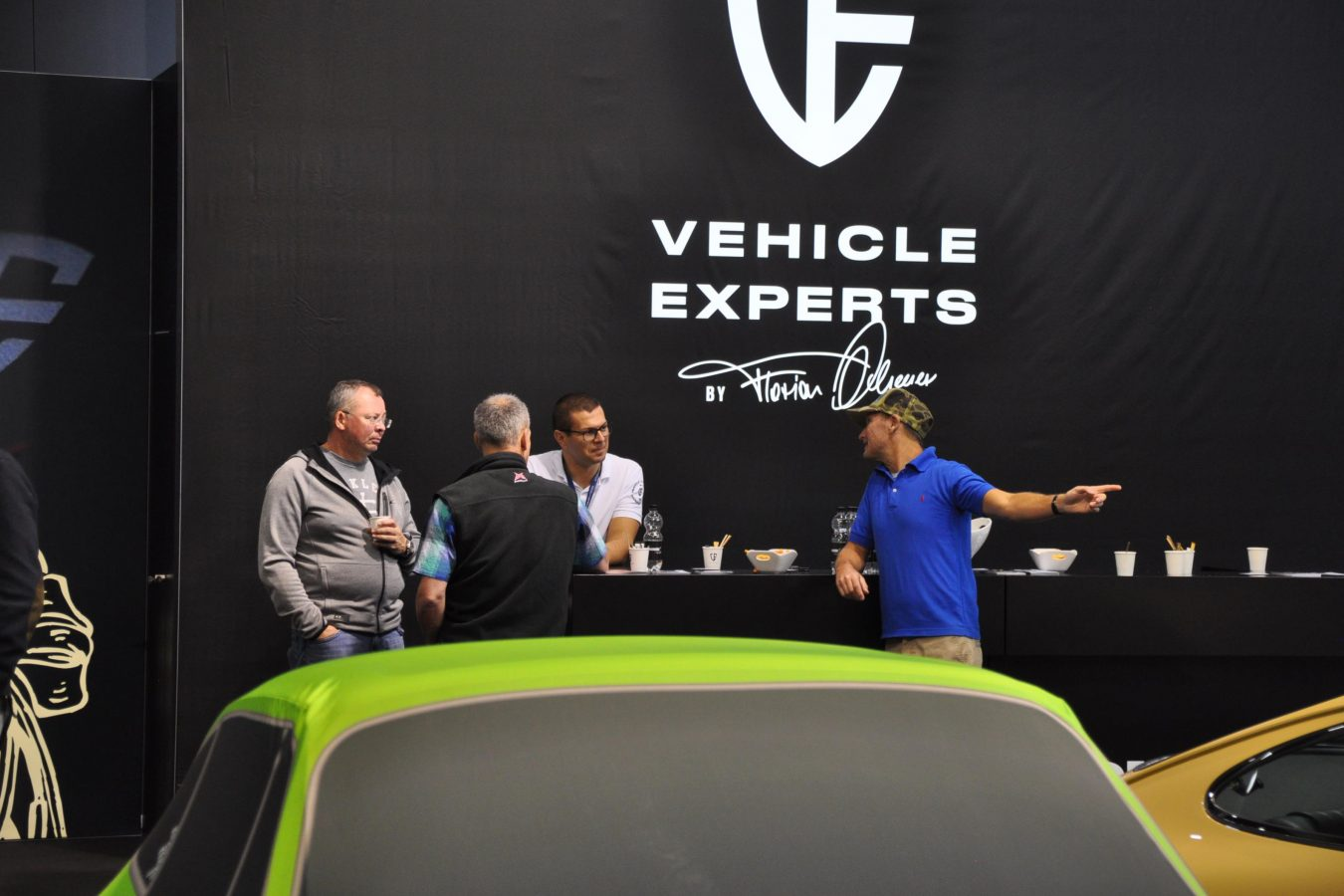 Vehicle-Experts an Classic Expo Salzburg 2019