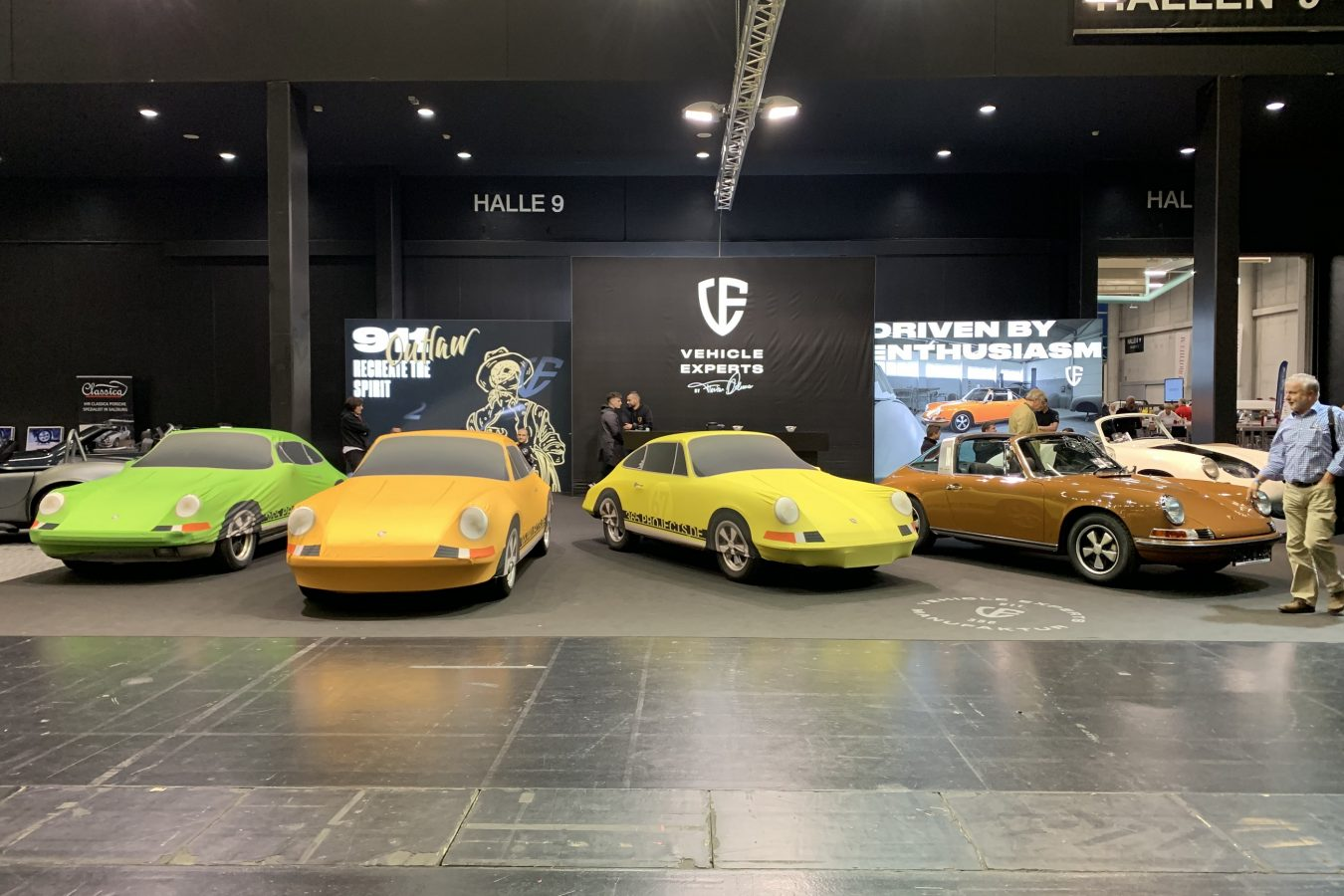 Vehicle-Experts auf der Classic Expo Salzburg 2019 1