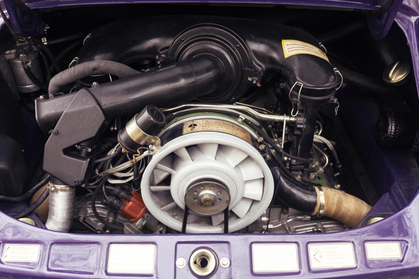 Porsche 911E Targa aus 1973 zu Verkaufen