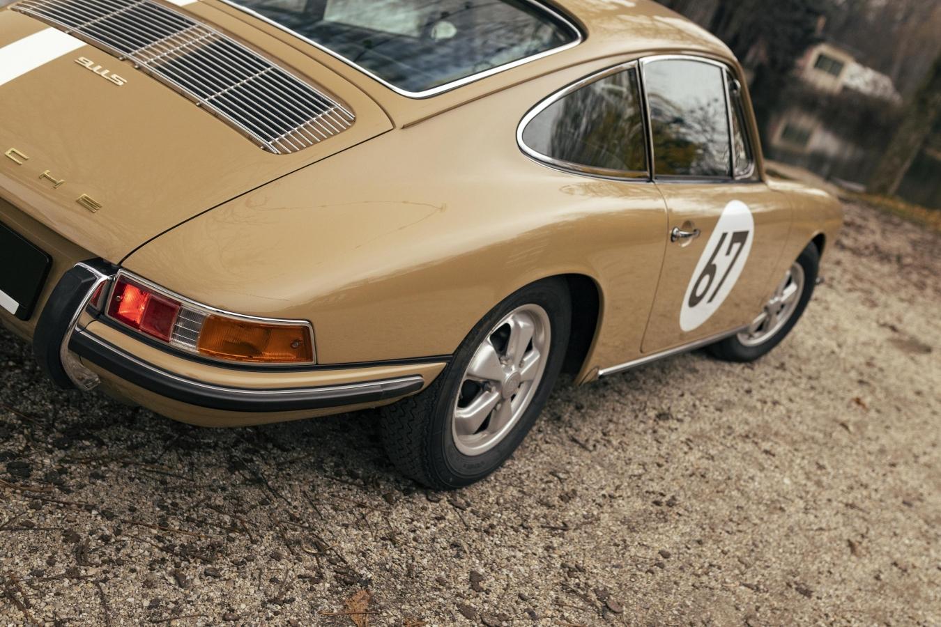 Porsche 911S aus 1967 zu Verkaufen