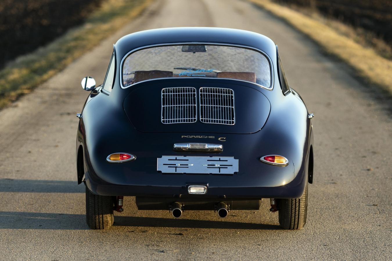 1964 Porsche 356 Outlaw Baliblau