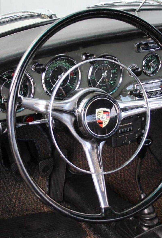 Porsche 356 Carrera Cabriolet 2000 GS 10