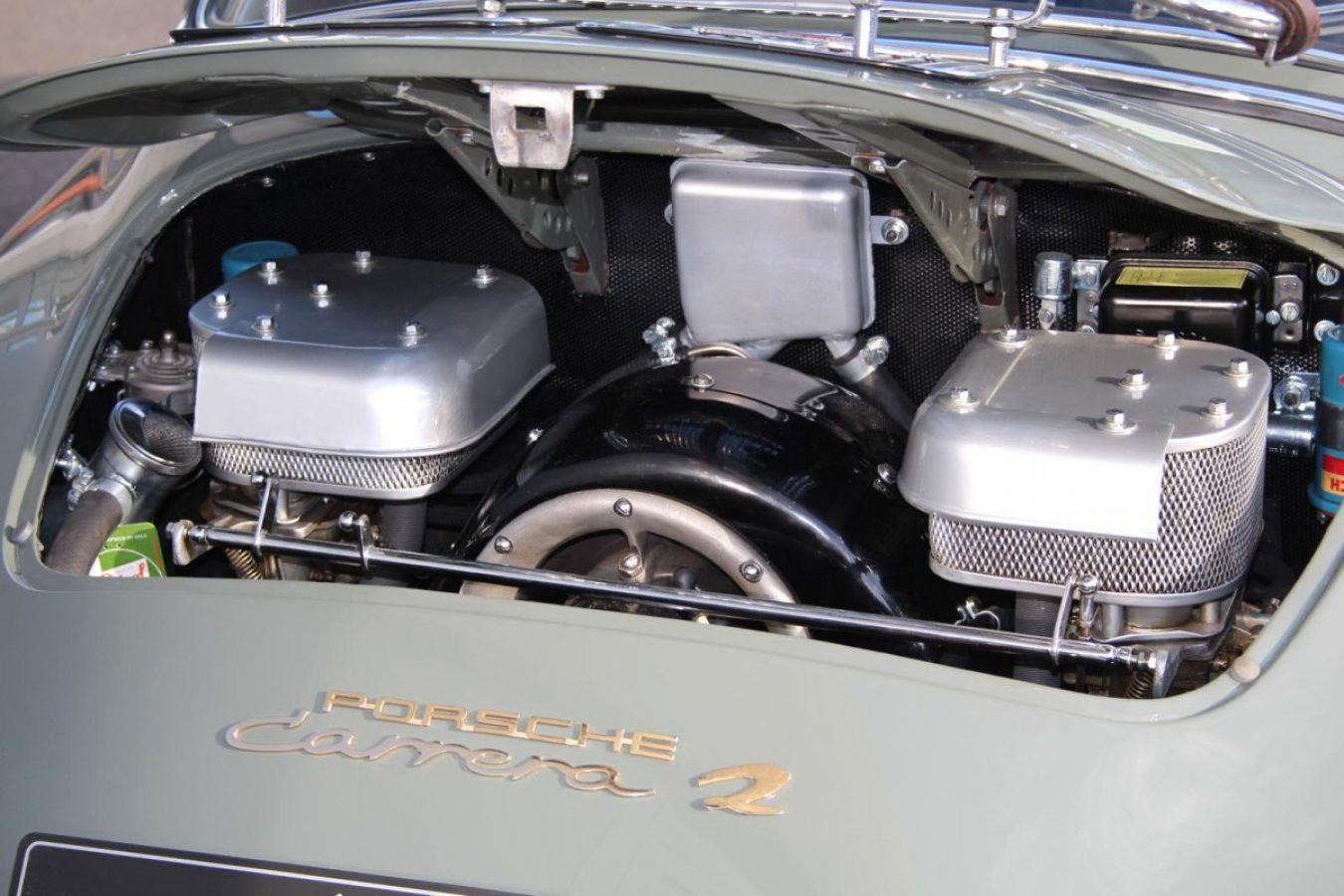 Porsche 356 Carrera Cabriolet 2000 GS 2