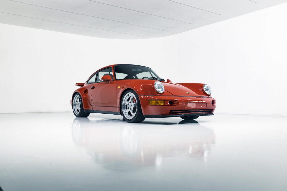 Porsche 911 Turbo S 14