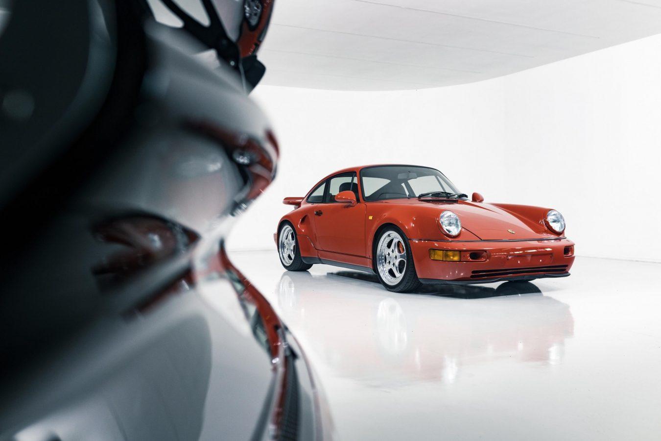 Porsche 911 Turbo S 20