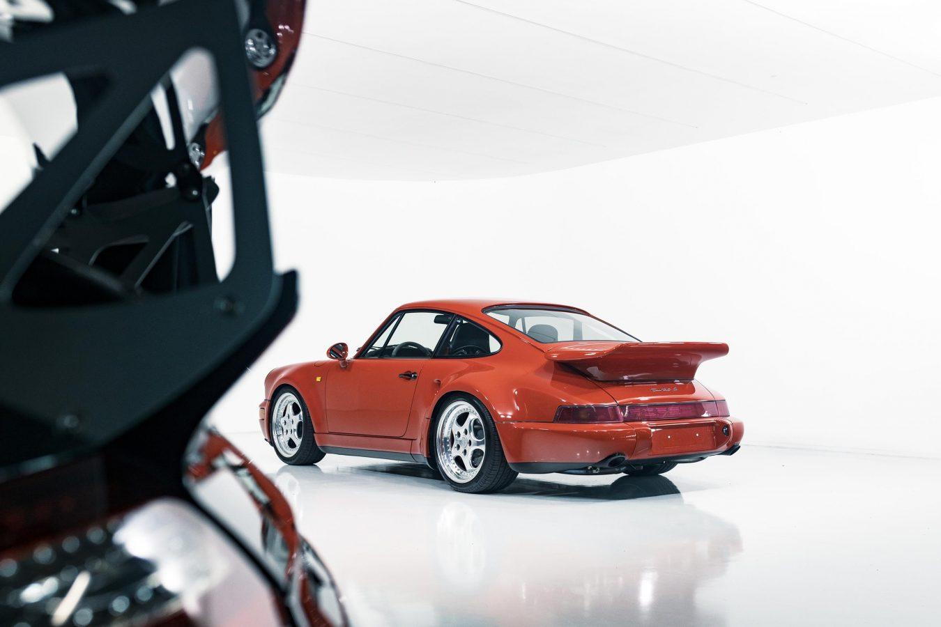 Porsche 911 Turbo S 4