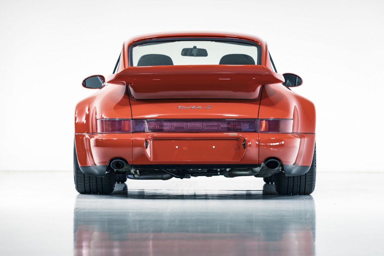 Porsche 911 Turbo S 6