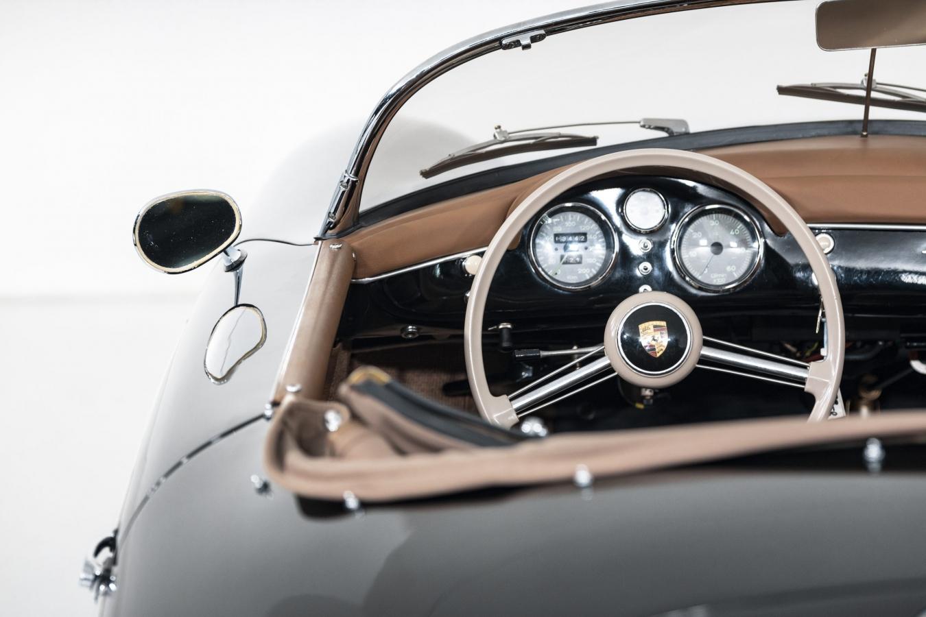 Porsche 356 PreA Speedster