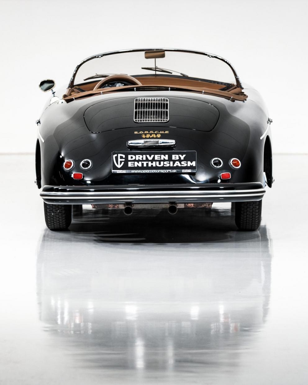 Porsche 356 PreA Speedster 1