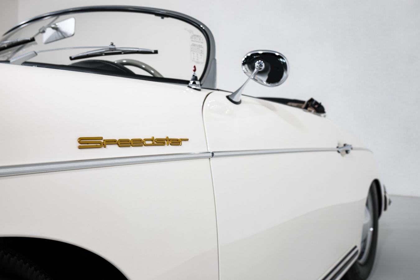 Porsche 356A Speedster 15