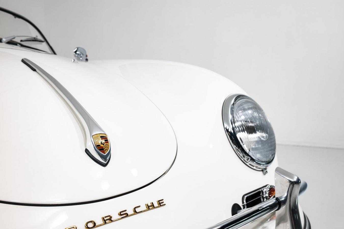 Porsche 356A Speedster 16