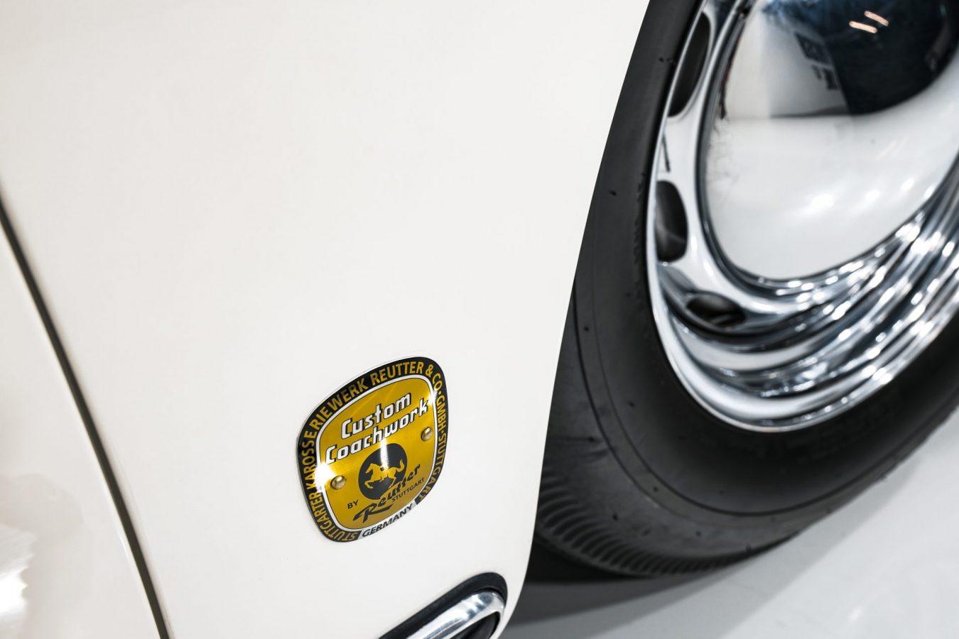 Porsche 356A Speedster 17
