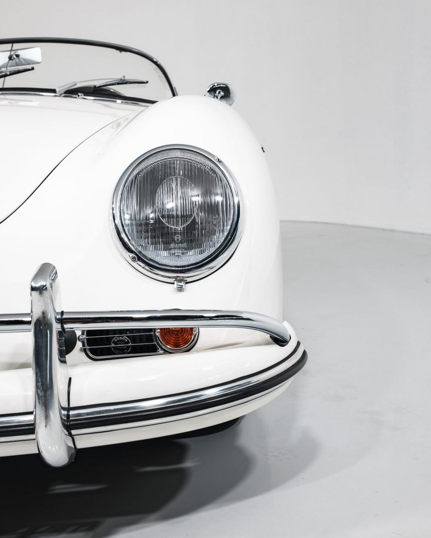 Porsche 356A Speedster 1957 1
