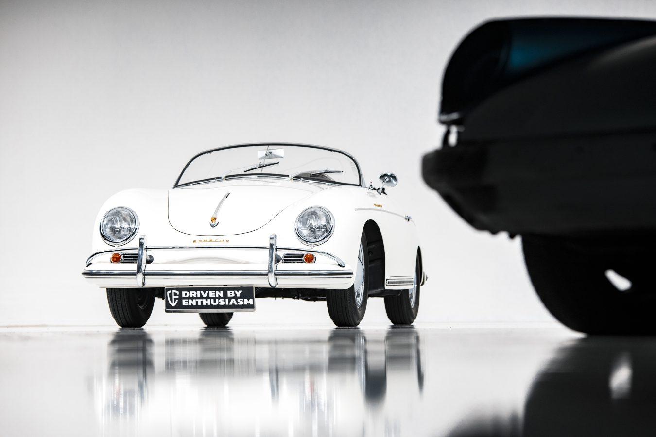 Porsche 356A Speedster 21