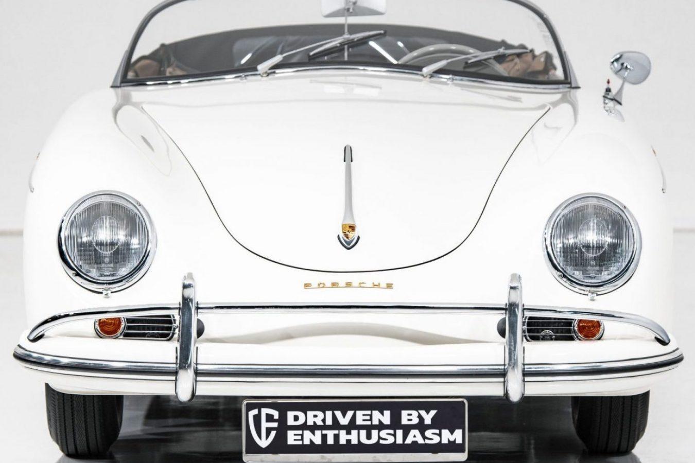 Porsche 356A Speedster 22