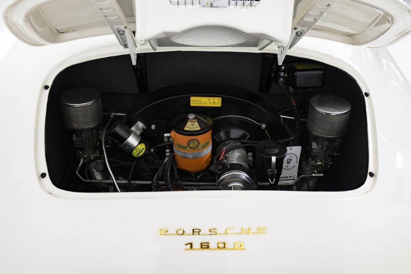 Porsche 356A Speedster 26