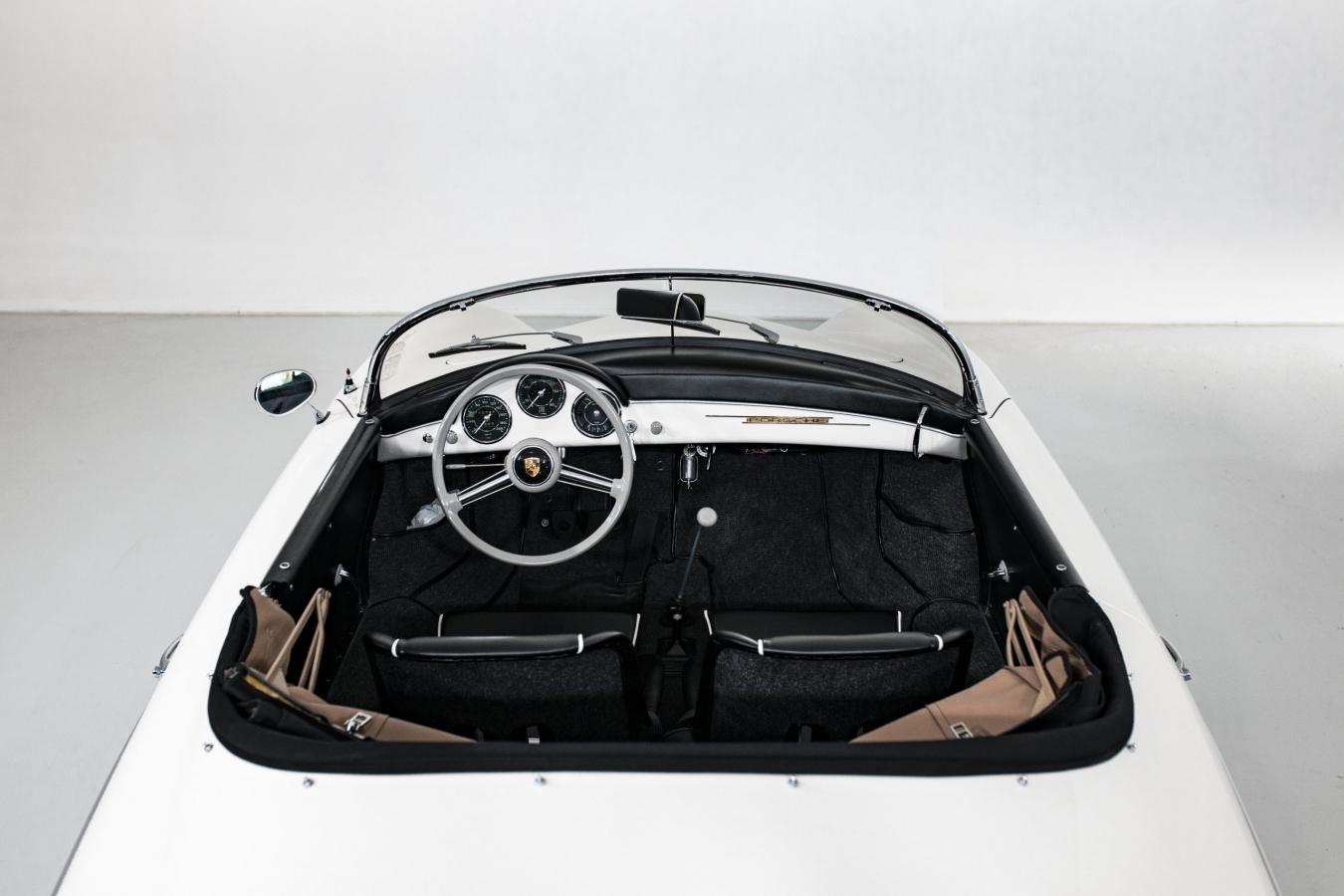 Porsche 356A Speedster 28