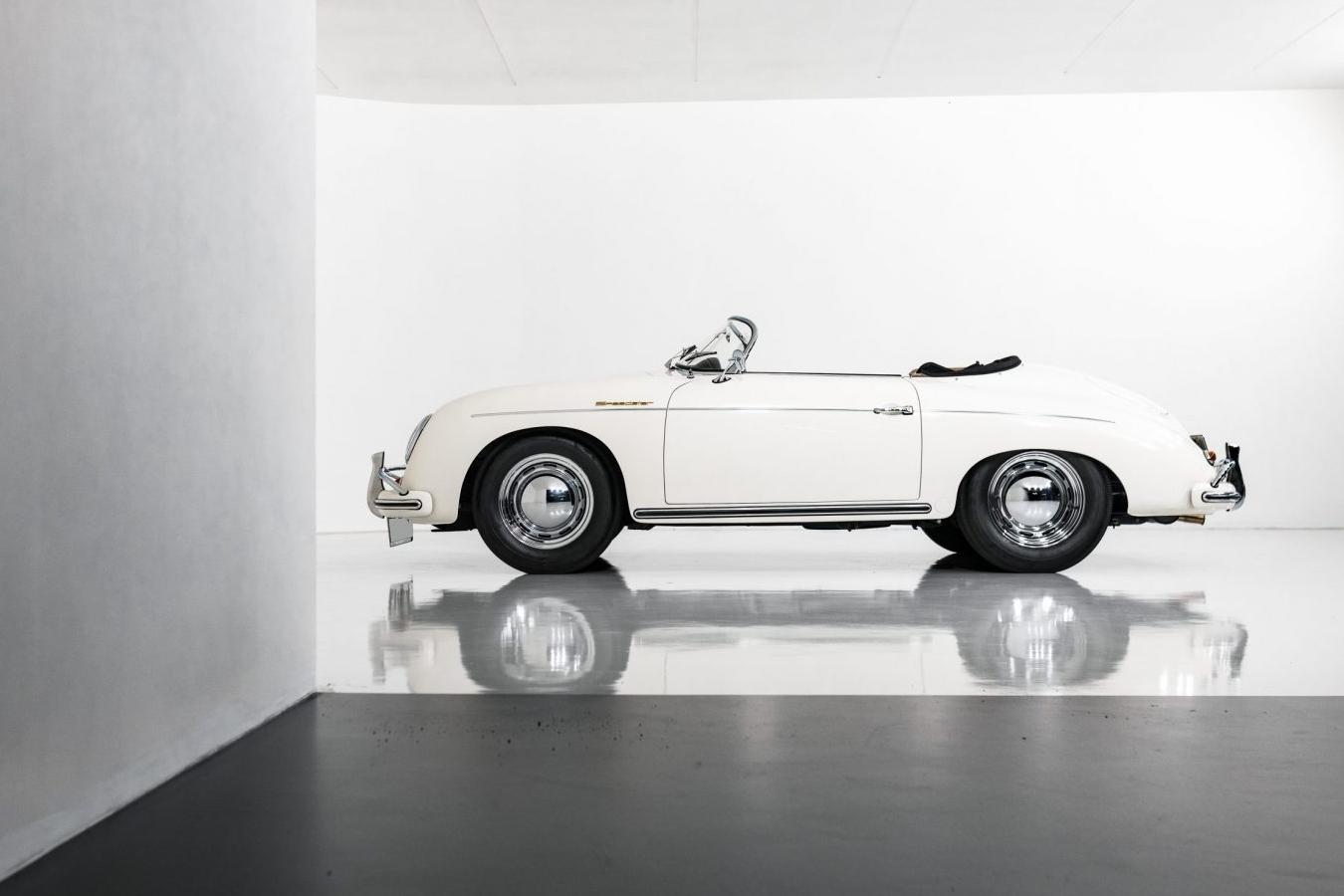 Porsche 356A Speedster 30