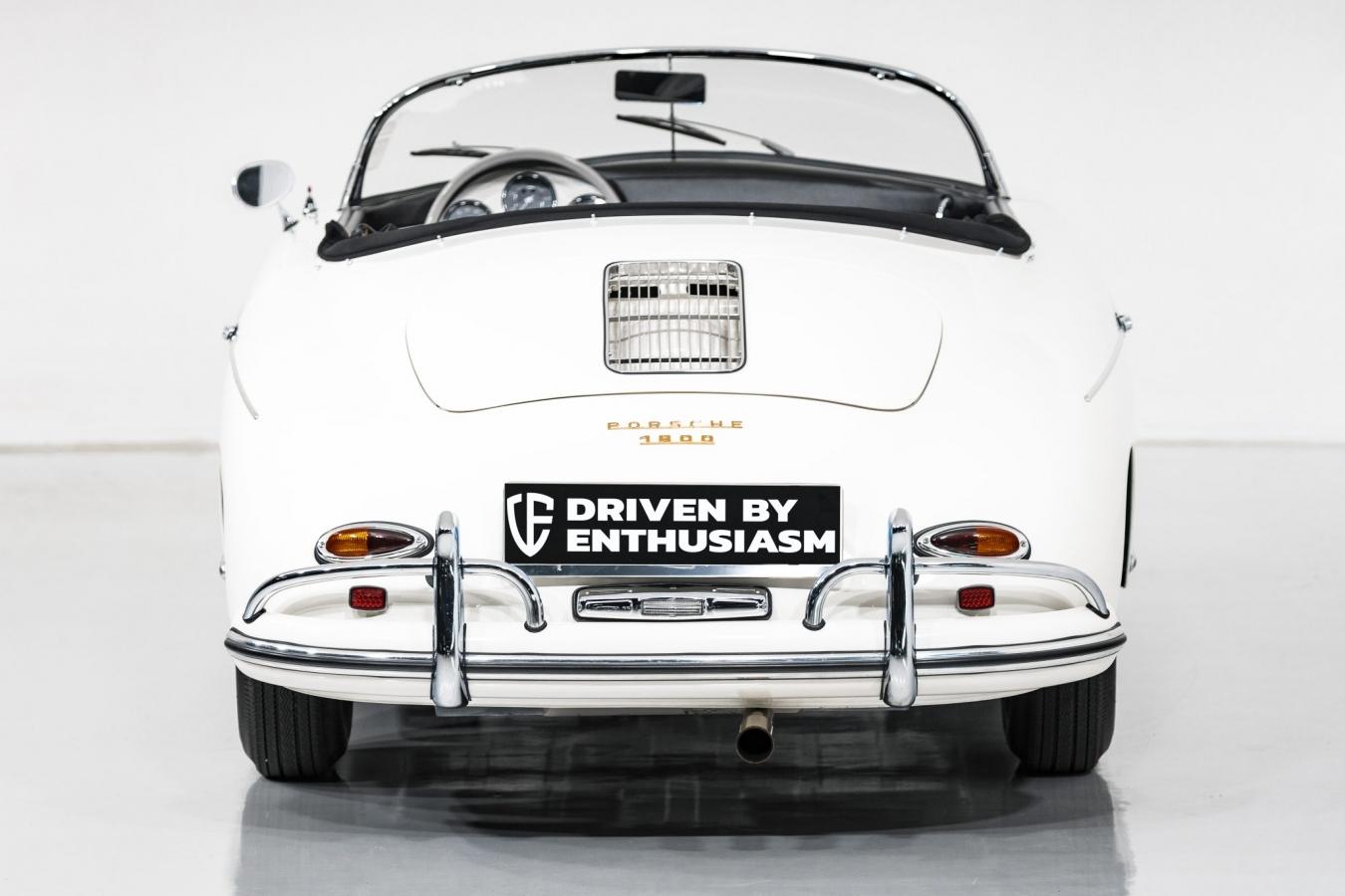 Porsche 356A Speedster 31