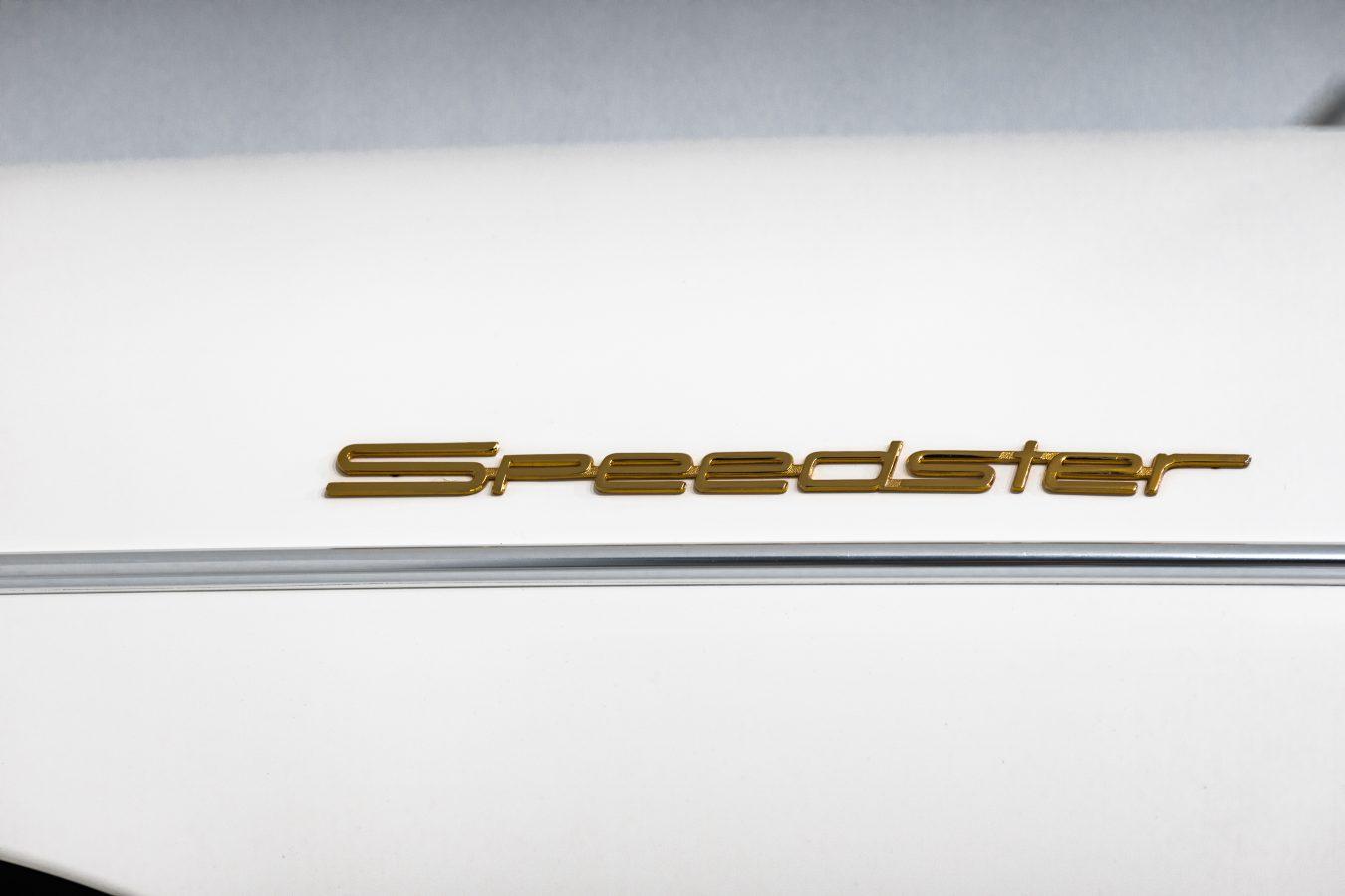Porsche 356A Speedster 33