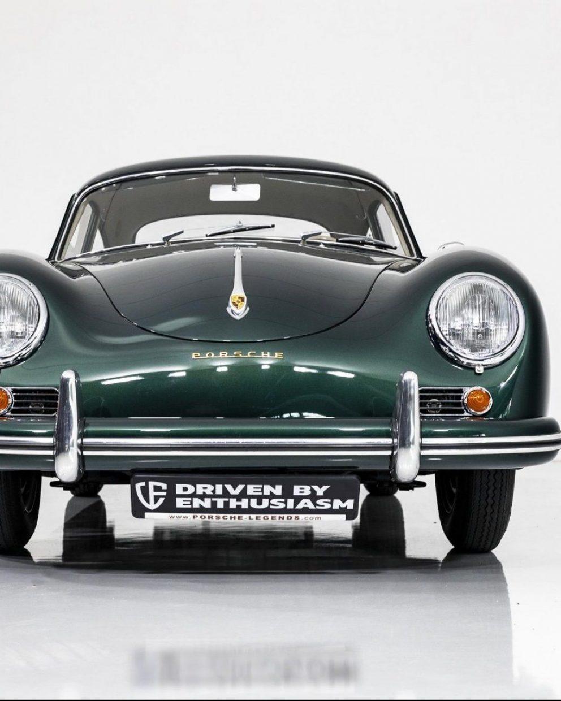 Porsche 356A T1