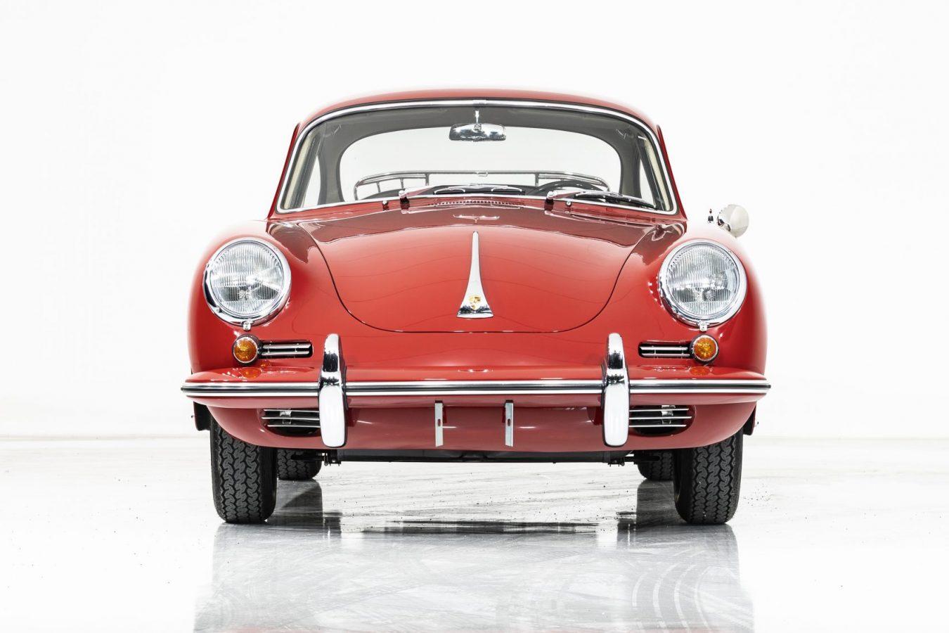 Porsche 356C Coupe 5