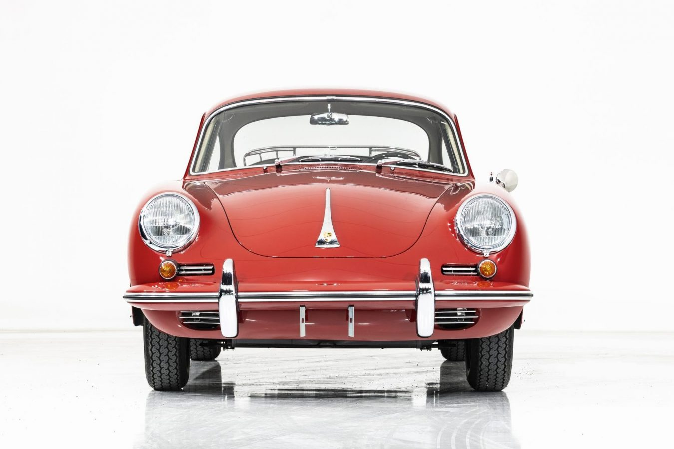Porsche 356C Coupe