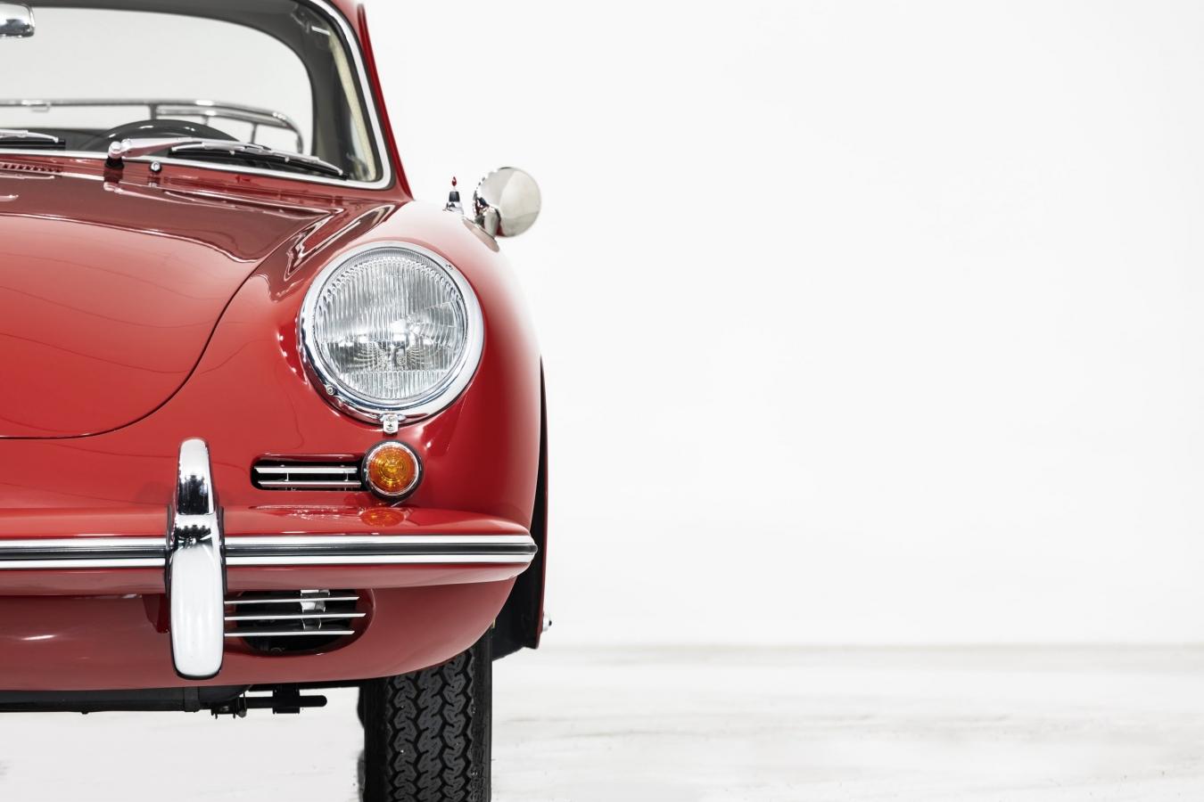 Porsche 356C Coupe 6